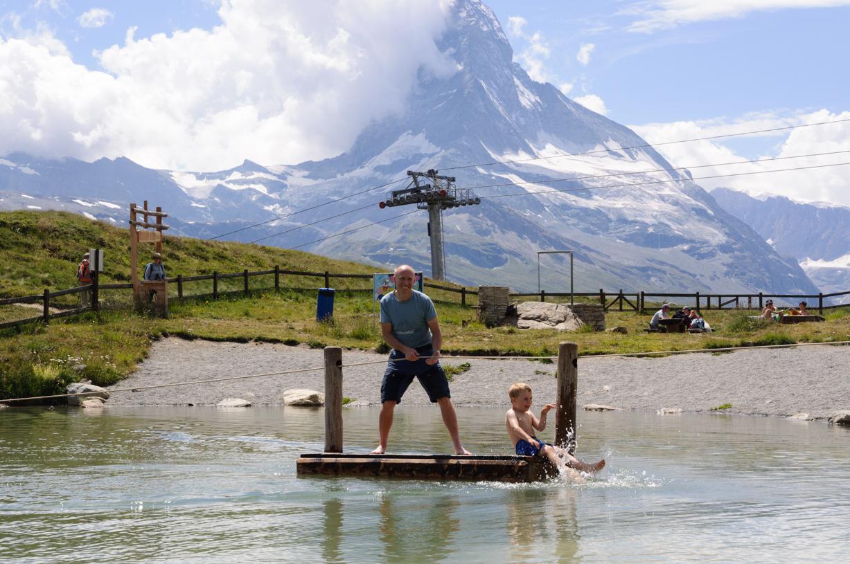 Leisee Sunegga, Zermatt